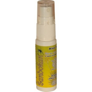 Spray corpo 20 ml all'aloe